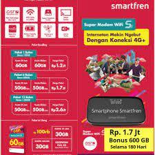 Paket modem mifi smartfren ini sedikitnya memiliki 3 paket harga yang ditawarkan yakni, neo reguler, neo premium dan neo ekstra premium. Jual Unik Super Modem Mifi Smartfren S1 Paket 600gb Rekome Zt21 Jakarta Pusat Yudi Ristianto Tokopedia
