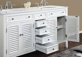 Kitchen: Lowes Bathroom Vanities | 60 Inch Double Sink Vanity ...