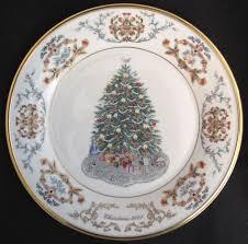 1995 Lenox Christmas Trees Around The World Austria Annual Holiday Lenox Christmas Tree Plates