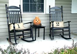 black outdoor rocking chairs outdoor furniture front porch rocking chairs black for small rockers wicker black