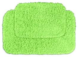 forest green bath rugs catchy dark bathroom lime mat set best image rug large