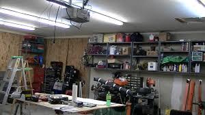 full image for innovative fluorescent light fixtures garage 50 t8 fluorescent light fixtures garage