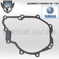 motorcycle electrical ignition for yamaha fz6r yamaha 2006 2015 fz6 fz6r yzfr6 r6s stator gasket engine cover crankcase co fits yamaha fz6r