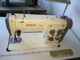 pfaff 118 leather sewing machine used