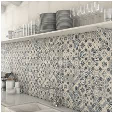Patterned Kitchen Tiles