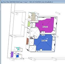 color fill legend in a 3d view and see rooms in 3d in revit what revit wants