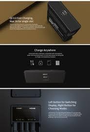 <b>XTAR VC4</b> Батарея <b>Зарядное устройство</b> USB VC4 VC4S VC2 ...