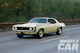 1969 Chevrolet Camaro SS396 - Eye Opener - Hot Rod Network
