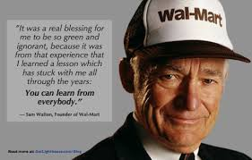 America Quotes Fascinating Great Sam Walton Quotes On Leadership From Made In America