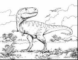 Small Picture astonishing printable coloring page dinosaur colouring with