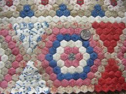My 'Dear Prudence' Hexagon Quilt - Gum Valley Patchwork & With 5c piece Adamdwight.com