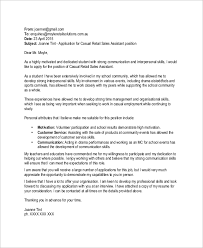 Personal Assistant Cover Letter No Experience - Cover Letter Samples ...