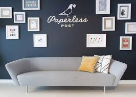 wall art for office space. If Paperless Post Trafficked In Hallmark Cards, Applying This Kind Of Touch  To The Office Design Might Be A Little Saccharine, But Alas, Palate Wall Art For Space