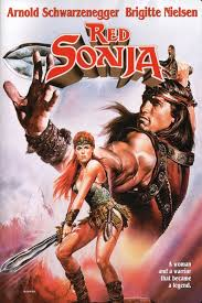 El guerrero rojo (Red Sonja) Conan