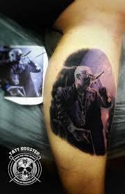 Tetování Hudba Tetování Tattoo