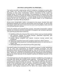 Example Of Training Program Proposal Zoro Braggs Co