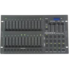 elation stage setter 24 channel dmx light controller