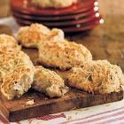 basil parmesan biscuits