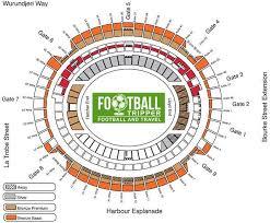 Etihad Stadium Melbourne Victory F C Football Tripper