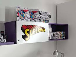 Photo Gallery : Superman Bedroom ...