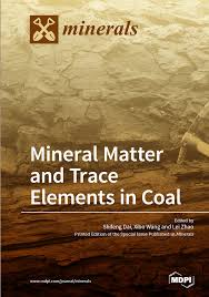 Resultado de imagen de Mineral Matter and Trace Elements in Coal