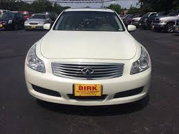 2007 infinity g35x awd front