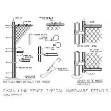 chain link fence installation. Modren Chain Chain Link Fence Installation Fittings For