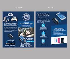 Make Flyer App Serious Modern Flyer Design For E Cell Inc By Sergio Coelho
