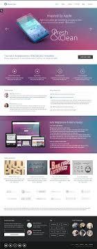 Business Portfolio Template Mavericks Business And Portfolio Web Template