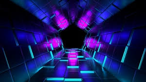 best 3d wallpapers for laptop. Fine Wallpapers Preview Wallpaper Ubes Rendering Tunnel Purple And Best 3d Wallpapers For Laptop