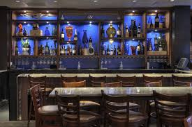 basement bar design ideas pictures. Decoration, Charming Home Basement Bar Designs With Marble Countertop And Stunning Glow At Wine Racks Design Ideas Pictures R