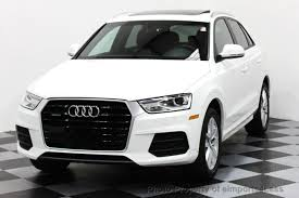 Used Audi Certified Quattro Awd Suv Camera