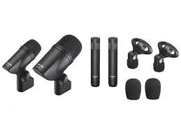 <b>Микрофон Tascam TM Drums</b> каждый из трех микрофонных ...