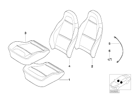 Seat front uphlstry cover sport seat