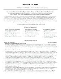 Sales Representative Resume Samples Fascinating Medical Sales Resumes Pharmaceutical Sales Resume Template Free