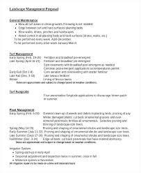 Landscape Maintenance Checklist Template Landscape Templates For ...