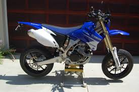 yamaha wr450f supermoto conversion questions