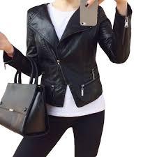 faux soft leather jackets hot 2017 new fashion autumn winter women pu black blazer zippers coat mot 1483234717 9702 800x800 jpeg
