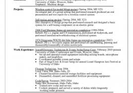 Manufacturing Engineer Resume Sample Mechanical Engineer Resume Sample Inspiration Entry Level Mechanical ...