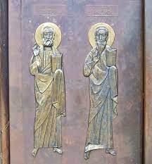 Santi Pietro e Paolo - Wikipedia