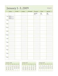 daily calendar template word weekly calendar template microsoft word templates