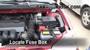 replace a fuse 2003 2008 toyota corolla 2007 toyota corolla ce 2007 toyota corolla fuse box location at 2008 Corolla Fuse Box