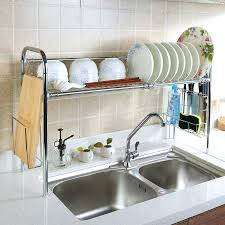 kitchen sink rack stainless steel mke d shaped stainless steel kitchen sink grid