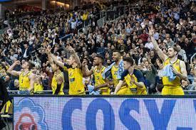 ALBA verliert spannendes Spiel gegen Fenerbahce vor großer Kulisse - ALBA  Berlin