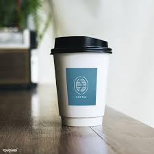How To Design Paper Cup Disposable Coffee Paper Cup Mockup Design Free Image By