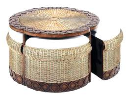 white rattan coffee table round wicker coffee table australia white rattan coffee table s indoor wicker