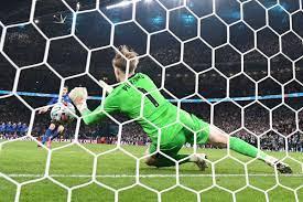 """جوردان بيكفورد: نضج """"بسرعة"""" في يورو 2020 ليقود إنجلترا إلى النهائي"""