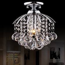 led small crystal chandelier round bar counter aisle lights off regarding amazing house small crystal chandelier ideas