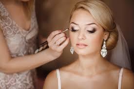 wedding makeup six tips for hiring a makeup artist for your wedding
