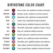 Swarovski Crystal Birthstone Chart Skull Rose Necklace With Swarovski Crystal Kraneos Com